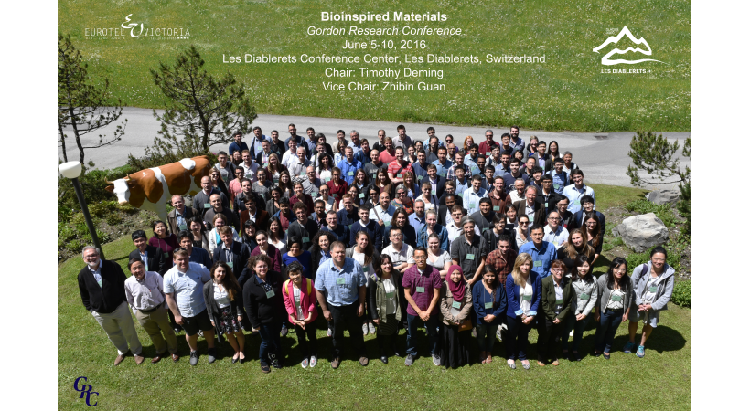 Group Photo of the GRC attendees!